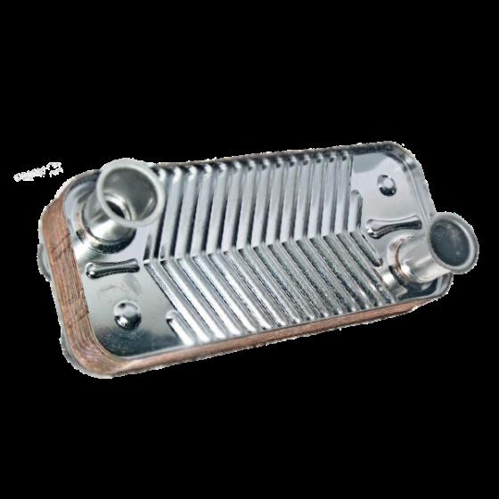 Вторичный теплообменник котла навьен Кожухотрубный испаритель Alfa Laval DET 240 Балашиха