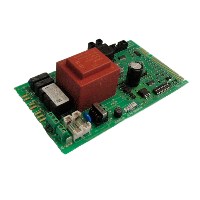 Электронная плата Heatronic III BOSCH (BUDERUS) U052 / U054