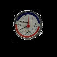 Термоманометр BOSCH (BUDERUS) U012 / U014
