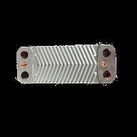 Теплообменник вторичный ГВС BOSCH (BUDERUS) U052 28