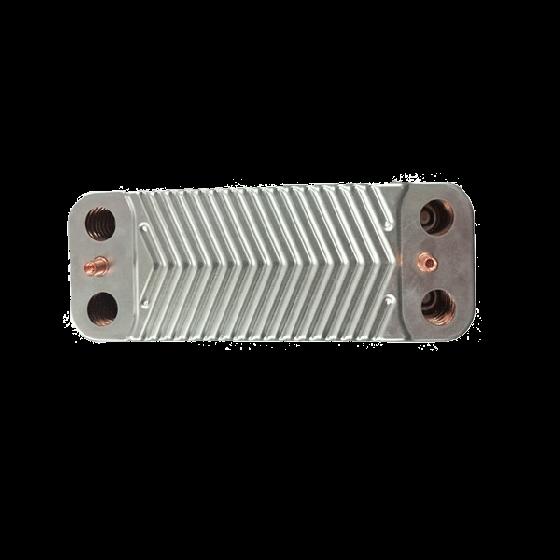 Вторичный теплообменник для котла buderus Кожухотрубный конденсатор Alfa Laval McDEW 1220 T Находка