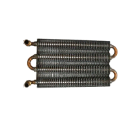 Теплообменник первичный (основной) BOSCH (BUDERUS) GAZ 7000 24 MFK