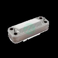 Теплообменник вторичный (пластинчатый) ELECTROLUX Quantum 24 кВт